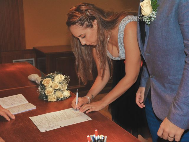 La boda de Vicenç y Mireia en Mataró, Barcelona 5