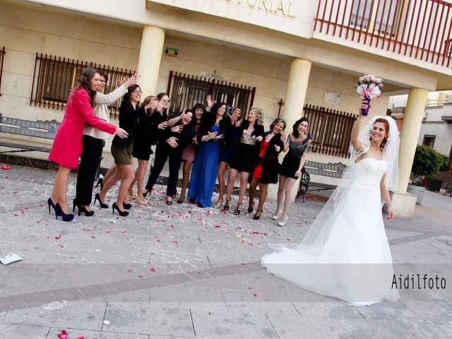 La boda de Jose Manuel  y Carmen en Albatera, Alicante 1