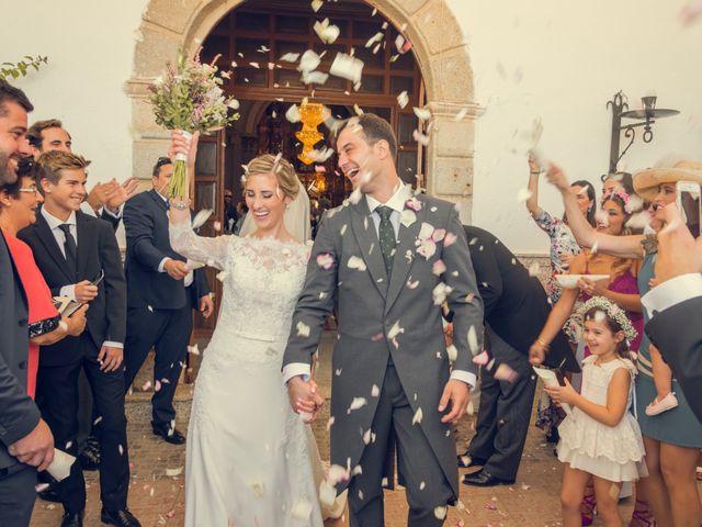 La boda de Mª José y Pablo