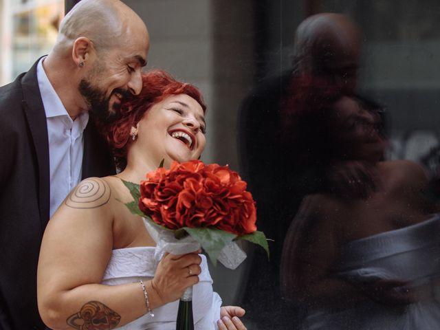 La boda de Encarna y Raul