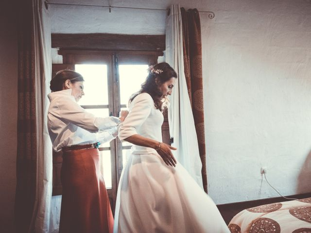 La boda de Javier y Thais en Campillo De Ranas, Guadalajara 27