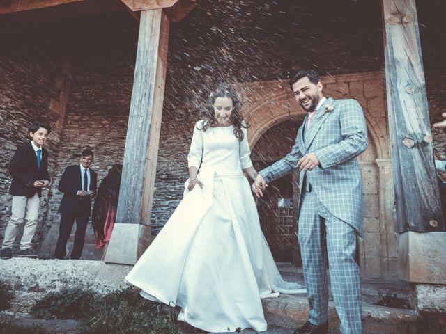La boda de Javier y Thais en Campillo De Ranas, Guadalajara 46