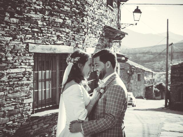 La boda de Javier y Thais en Campillo De Ranas, Guadalajara 53