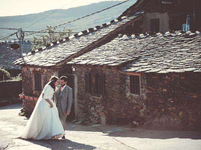 La boda de Javier y Thais en Campillo De Ranas, Guadalajara 54