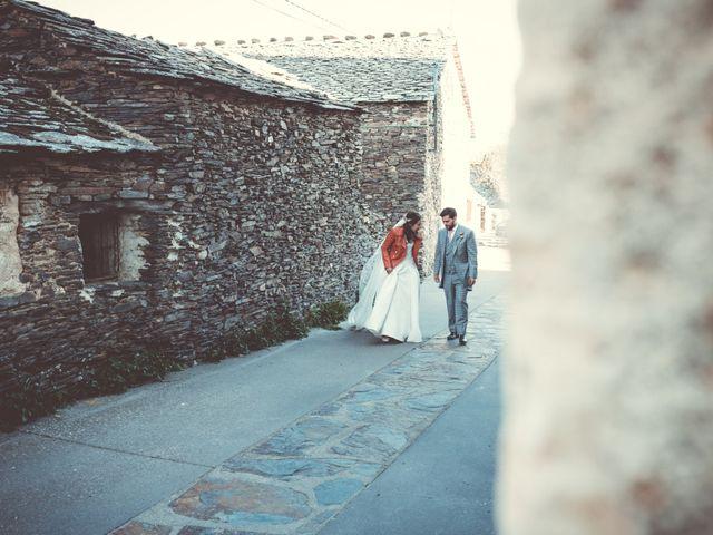 La boda de Javier y Thais en Campillo De Ranas, Guadalajara 57