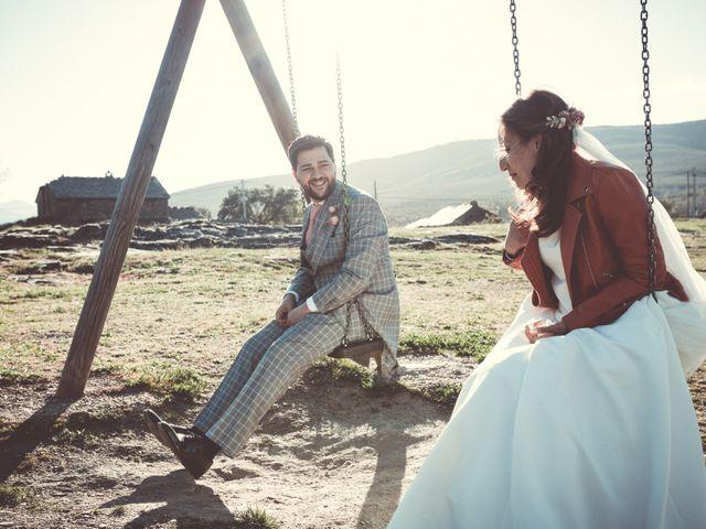 La boda de Javier y Thais en Campillo De Ranas, Guadalajara 59