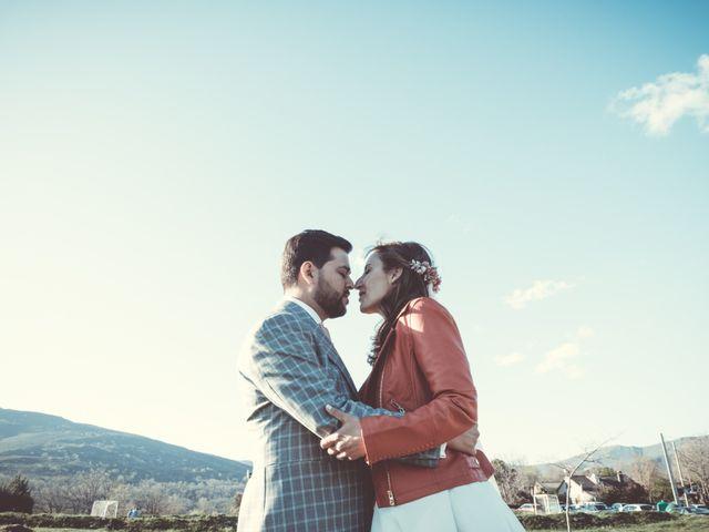 La boda de Javier y Thais en Campillo De Ranas, Guadalajara 63