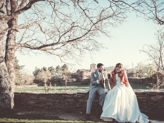 La boda de Javier y Thais en Campillo De Ranas, Guadalajara 2