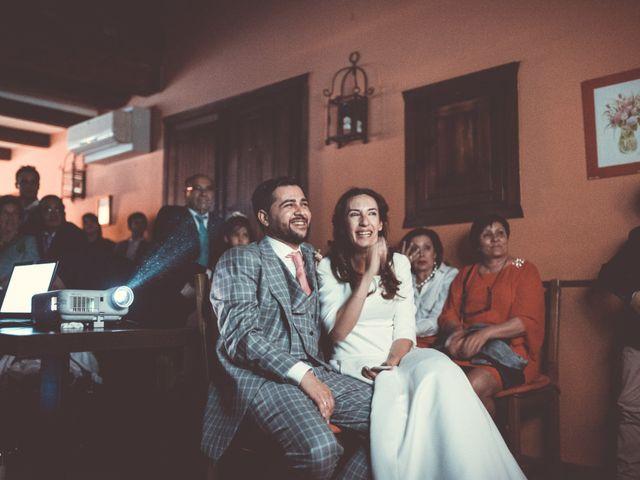 La boda de Javier y Thais en Campillo De Ranas, Guadalajara 90