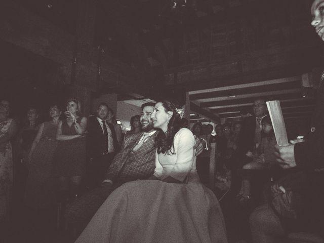 La boda de Javier y Thais en Campillo De Ranas, Guadalajara 91