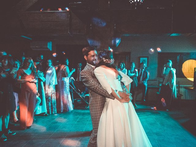 La boda de Javier y Thais en Campillo De Ranas, Guadalajara 92