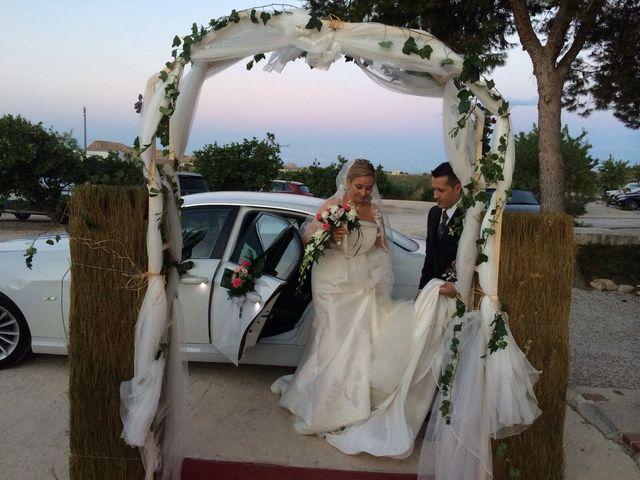 La boda de José y Diana  en El Poblet, Alicante 7