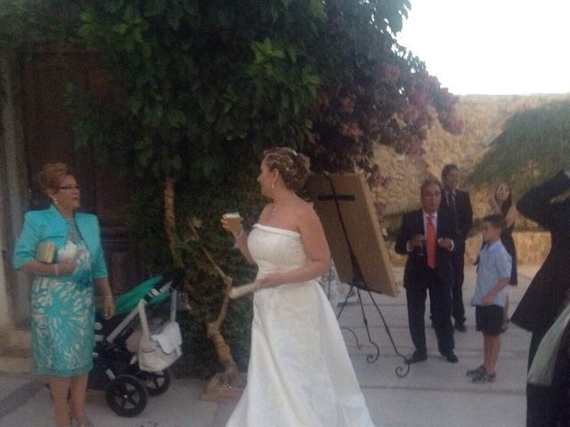 La boda de José y Diana  en El Poblet, Alicante 9
