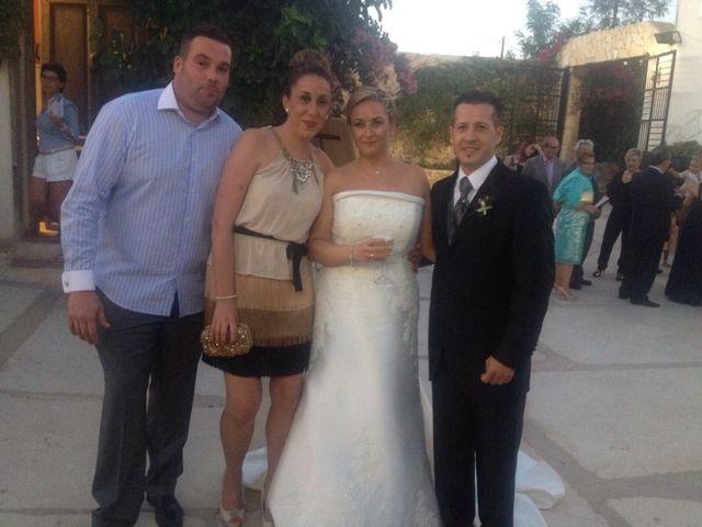 La boda de José y Diana  en El Poblet, Alicante 12