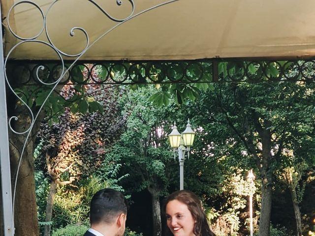 La boda de Alberto y Marta en Guadarrama, Madrid 2