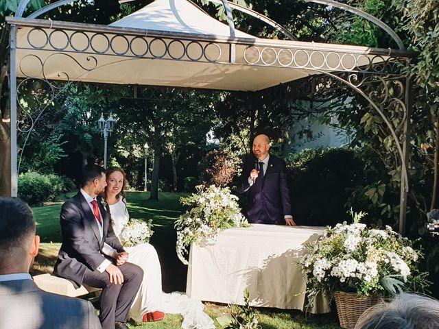 La boda de Alberto y Marta en Guadarrama, Madrid 6