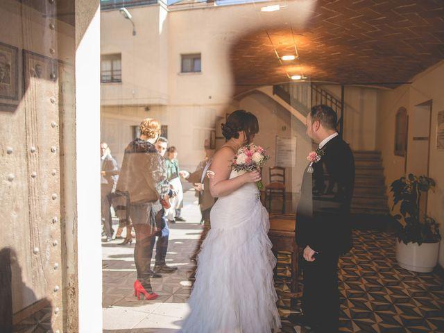 La boda de Marta y Kiko