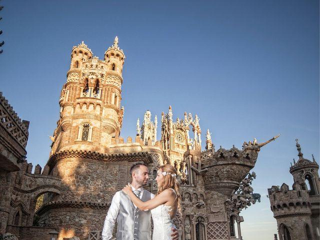La boda de David y Keka en Torre Del Mar, Málaga 6