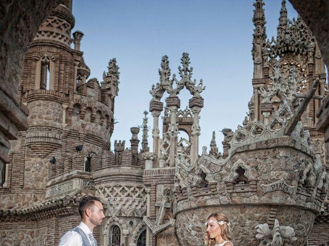 La boda de David y Keka en Torre Del Mar, Málaga 8