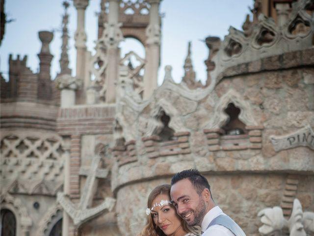 La boda de David y Keka en Torre Del Mar, Málaga 9