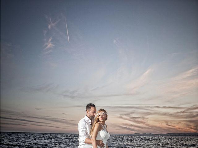 La boda de David y Keka en Torre Del Mar, Málaga 15