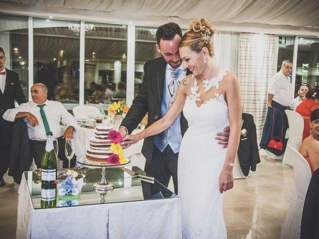La boda de David y Keka en Torre Del Mar, Málaga 24