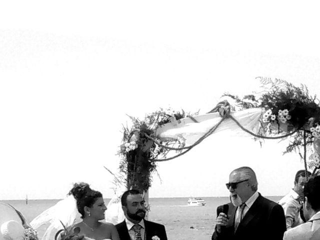 La boda de Rocio  y Jesús  en Chiclana De La Frontera, Cádiz 6