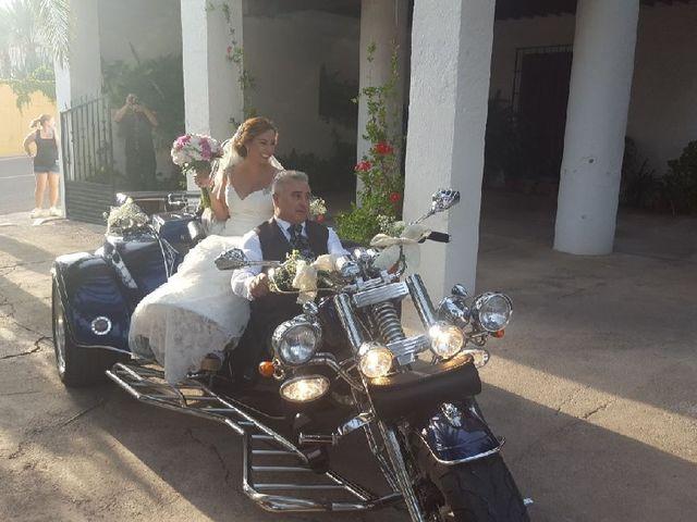 La boda de Rubén   y Zaida en Berja, Almería 1
