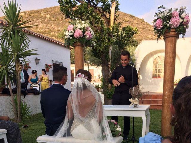 La boda de Rubén   y Zaida en Berja, Almería 4