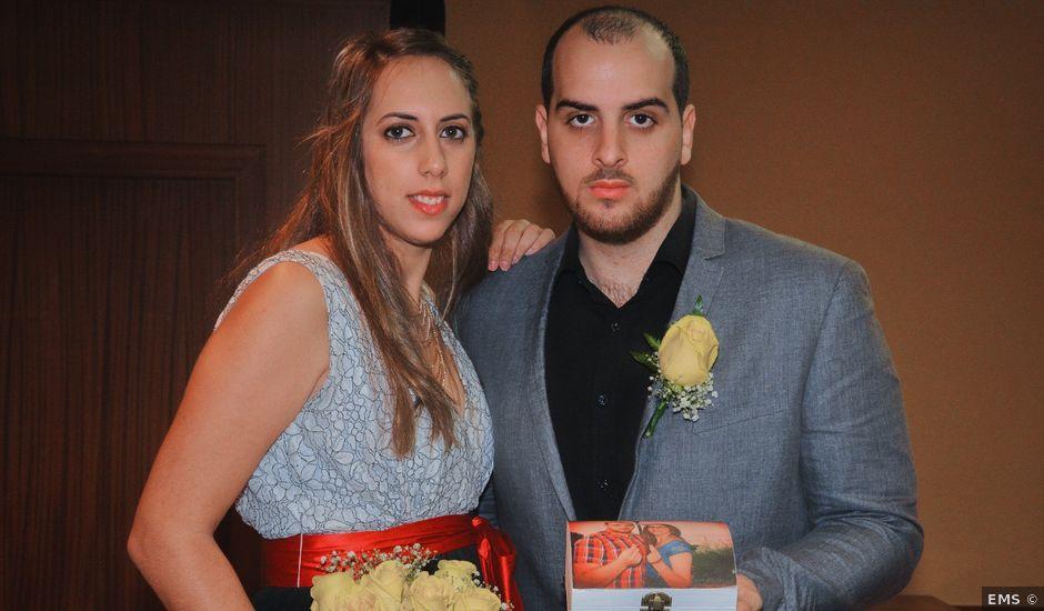 La boda de Vicenç y Mireia en Mataró, Barcelona