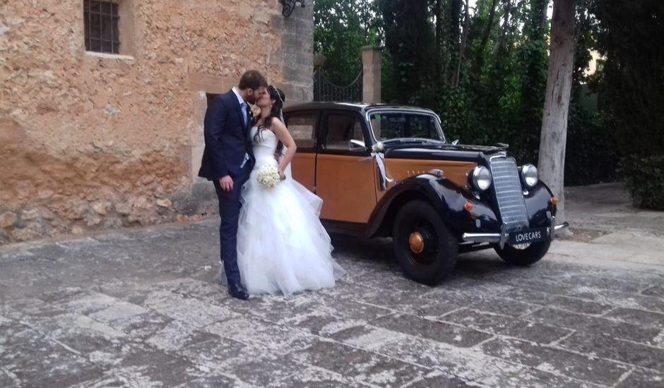 La boda de Sonia y Manuel  en Santa Maria Del Cami (Isla De Mallorca), Islas Baleares