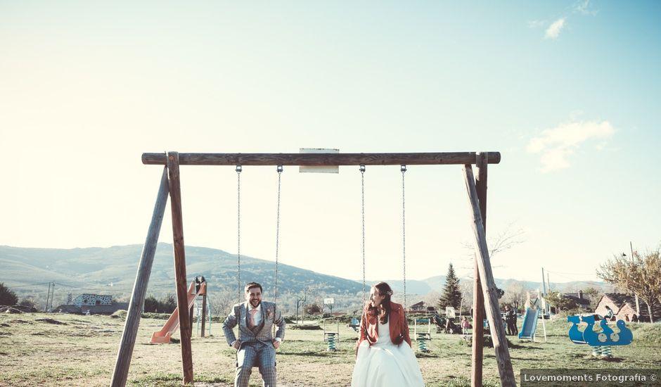 La boda de Javier y Thais en Campillo De Ranas, Guadalajara