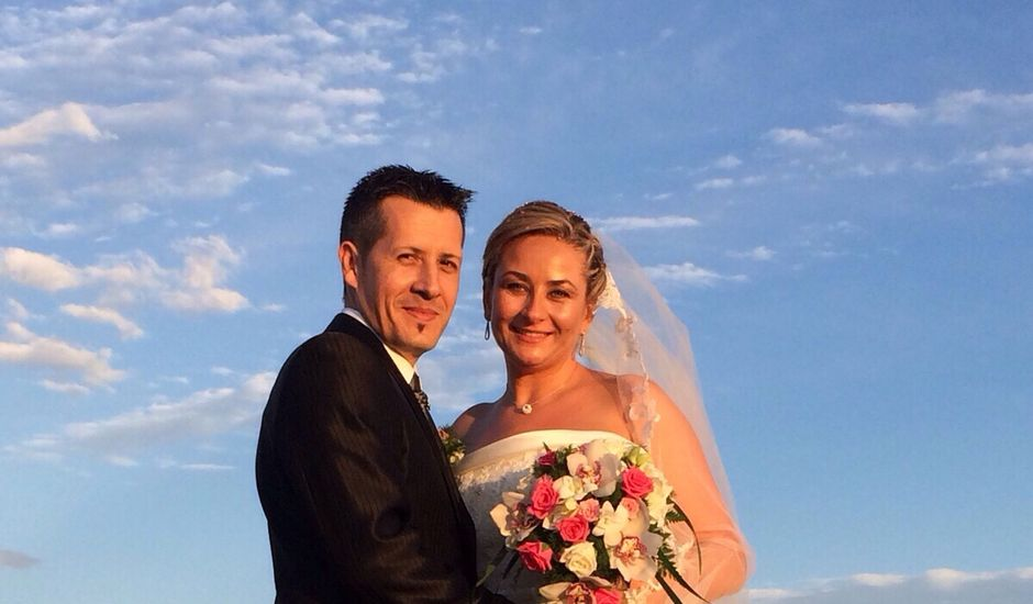 La boda de José y Diana  en El Poblet, Alicante