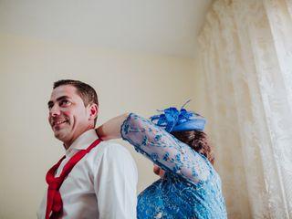 La boda de Candi y Domingo 1