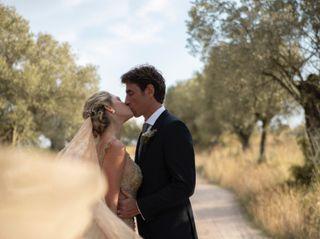 La boda de Francesca y Xavier