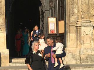 La boda de Joana Martín y Enrique Alguacil  1