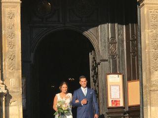 La boda de Joana Martín y Enrique Alguacil  2
