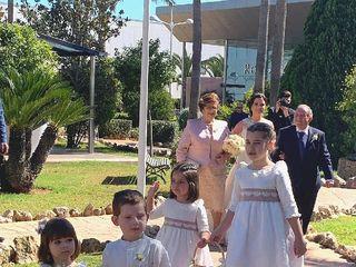 La boda de Nuria  y Jose 1