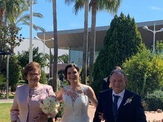 La boda de Nuria  y Jose 2