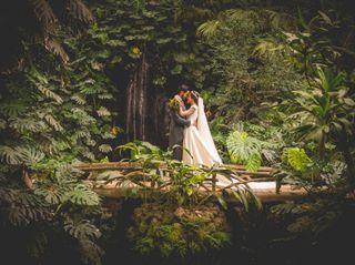 La boda de Eva y Fran