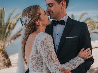 La boda de Mayte y Sergio