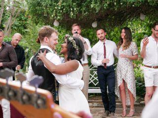 La boda de Sagal y Anthony