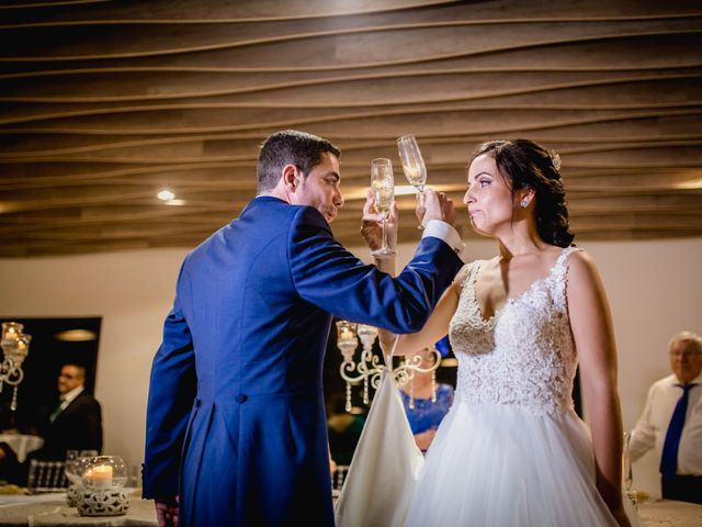 La boda de Candi y Domingo