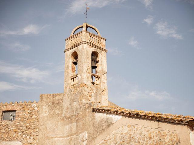 La boda de Xavier y Francesca en La Bisbal d'Empordà, Girona 22