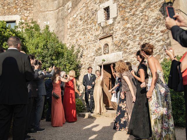 La boda de Xavier y Francesca en La Bisbal d'Empordà, Girona 27