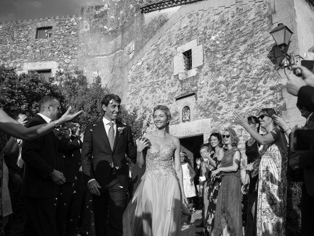 La boda de Xavier y Francesca en La Bisbal d'Empordà, Girona 28