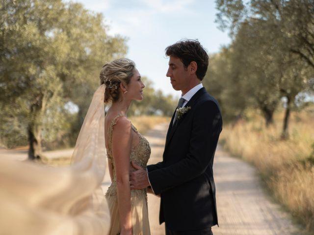 La boda de Xavier y Francesca en La Bisbal d'Empordà, Girona 1