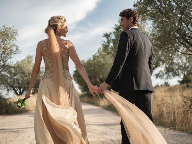 La boda de Xavier y Francesca en La Bisbal d'Empordà, Girona 2