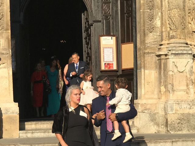 La boda de Enrique Alguacil  y Joana Martín en Granada, Granada 1