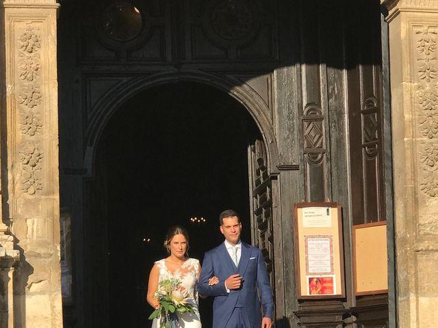 La boda de Enrique Alguacil  y Joana Martín en Granada, Granada 2
